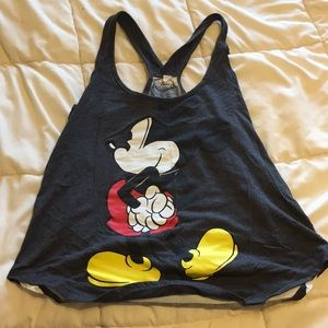 Adorable Mickey Mouse tank!